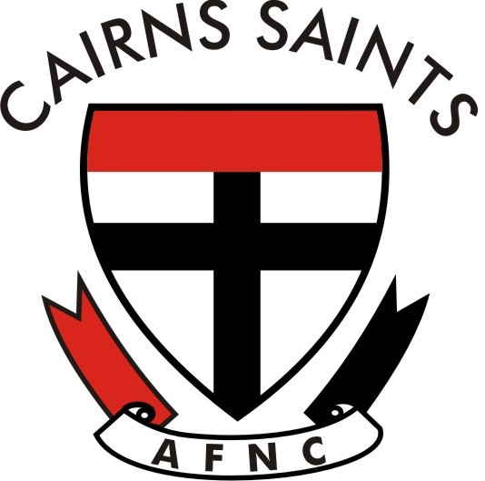 Cairns Saints AFNC Logo