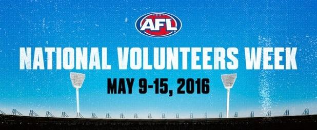 National Volunteer Week Logo