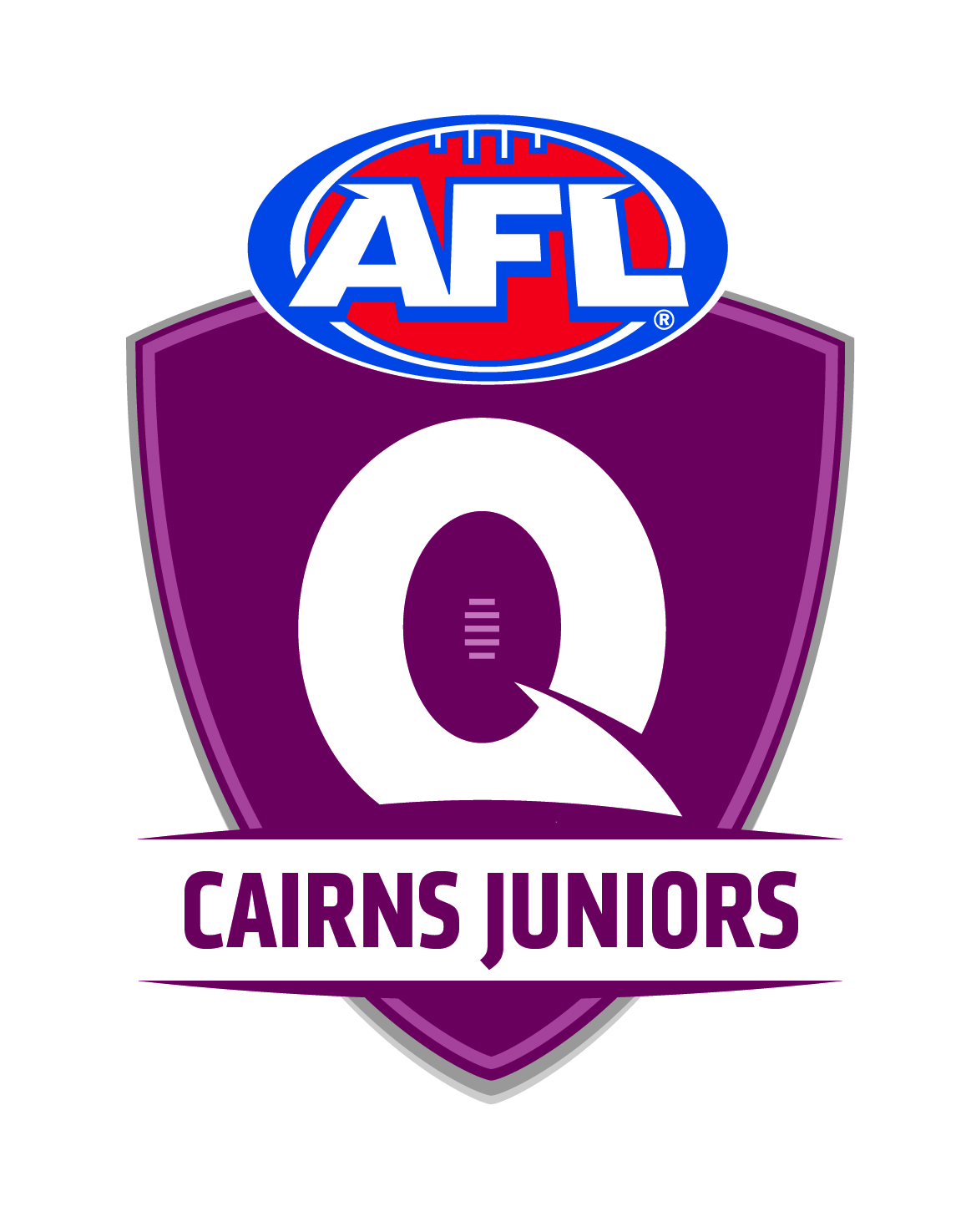 CAIRNS JUNIORS Logo
