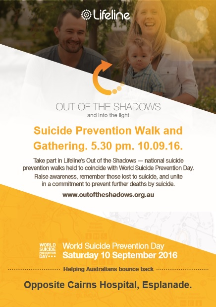 World Suicide Day