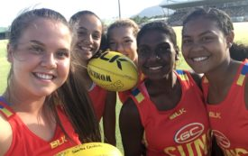 GC Suns Academy Girls